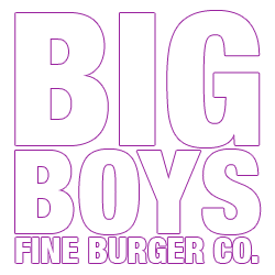 Big Boys Fine Burgers Logo